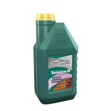 Гидрофобизирующая жидкость Типром М 1 л и 5 л